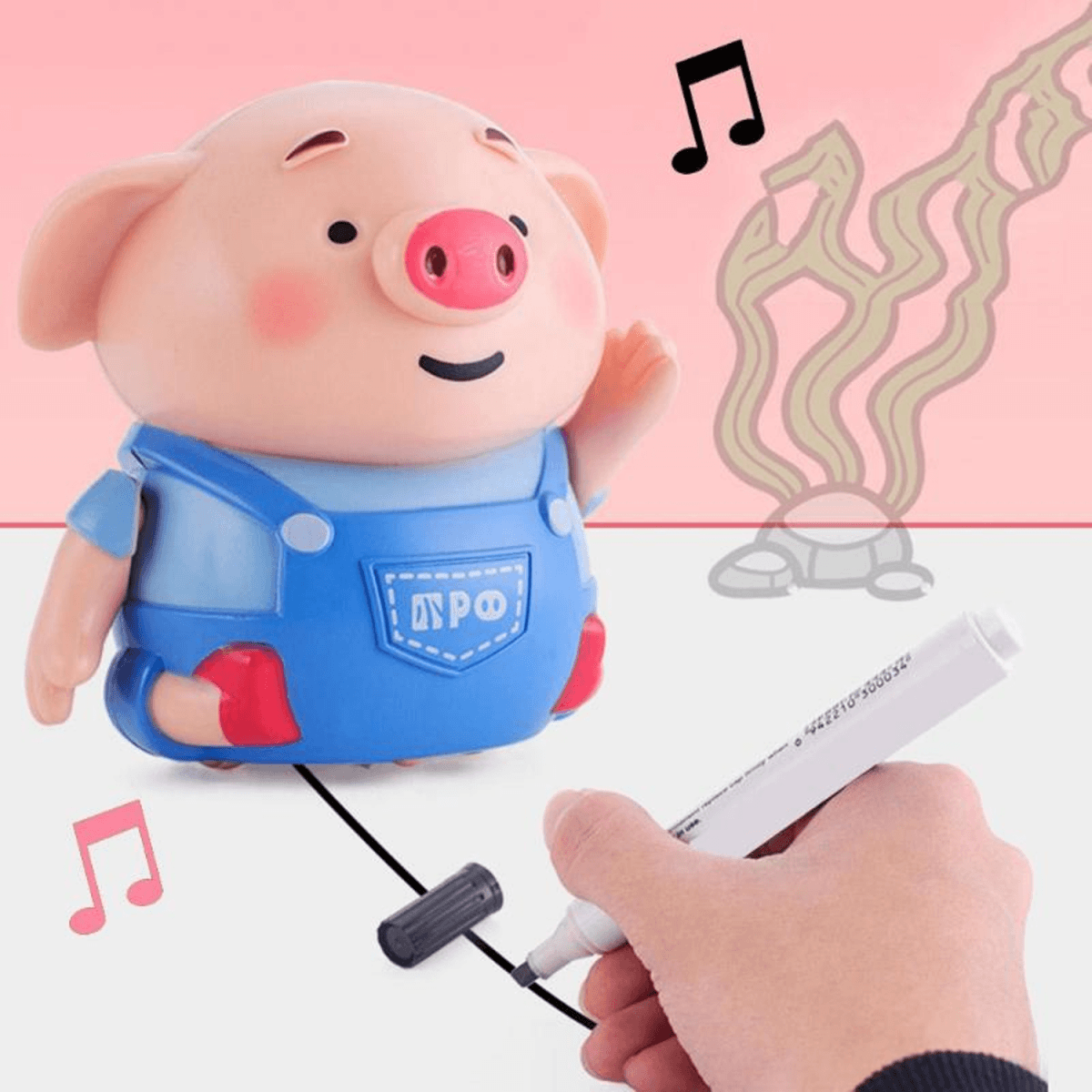 Pen Inductive Toy Pig - Dropship Hunter - Never miss any ...